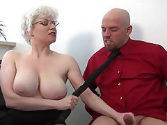 Foot Fetish Handjob Mature Spanking
