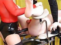 Ass Licking BDSM Femdom Strapon