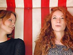 Babe Celebrity German Redhead