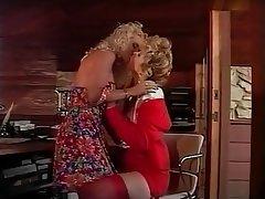 Blonde Lesbian Vintage