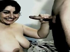 BBW Big Boobs Blowjob Indian