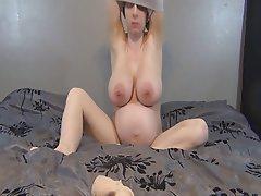 Amateur Big Boobs Masturbation POV