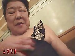 Asian Chinese Granny Japanese