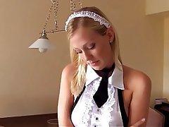Blonde German POV