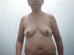 Granny Mature MILF Asian Webcam