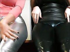 Big Butts British Brunette Femdom