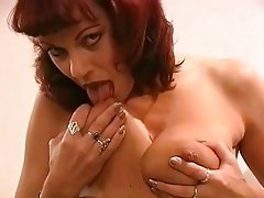Big Boobs Masturbation Mature Nipples Redhead