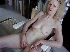 Amateur Hairy Masturbation Mature