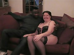 Amateur Cuckold Granny Interracial