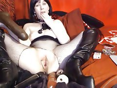 BDSM Webcam Handjob