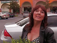 MILF Old and Young Mature Redhead