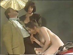 Cumshot Group Sex Handjob MILF