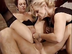 Anal German Mature Stockings