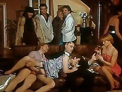 French Group Sex Hairy Swinger