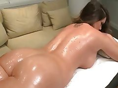 Big Boobs Massage MILF