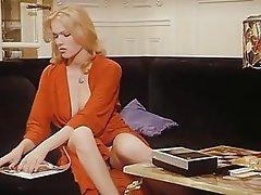 Blonde Masturbation Pornstar Vintage