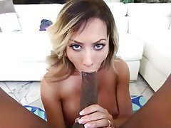 Blowjob Interracial POV