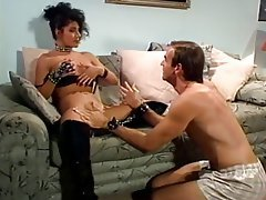 Blowjob Brunette Latex MILF