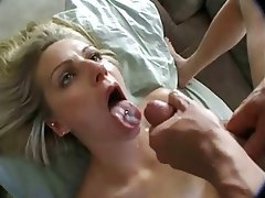Anal Double Penetration Facial Skinny