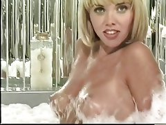 Masturbation Blonde Mature Nylon