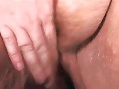 Amateur French Granny POV