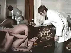 Hairy Medical MILF Old and Young