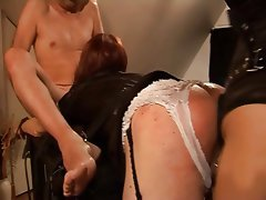 Anal Bisexual Blowjob Femdom