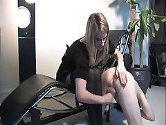 BDSM CFNM Cumshot Femdom