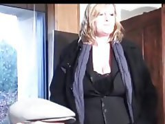 Anal Blonde MILF Old and Young