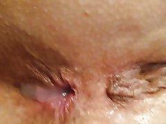 Amateur Anal Close Up