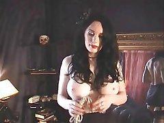 BDSM Lesbian Lingerie Nylon
