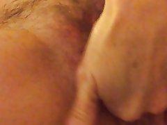 Anal Hairy Masturbation MILF