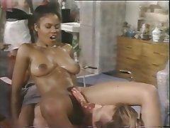 Femdom Group Sex Strapon Vintage