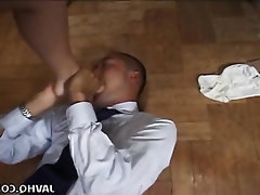 Blowjob Cumshot Feet Fetish