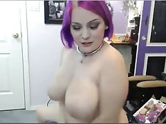 Amateur Big Boobs Masturbation Midget Webcam