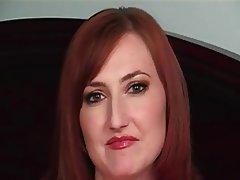 Big Boobs Pornstar POV Redhead
