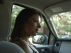 MILF Blowjob Big Boobs Brunette