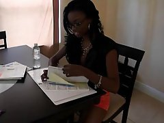 Reality Teen Black Ebony