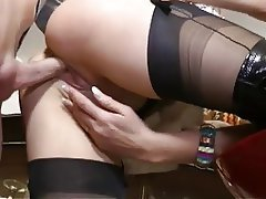 Anal Big Boobs British MILF