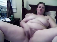 BBW Masturbation Webcam