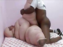 BBW Big Butts Interracial Mature