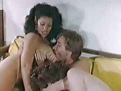 Facial Group Sex Hairy MILF Vintage