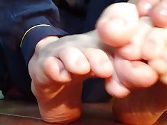 Amateur Bisexual Foot Fetish