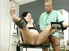 Brunette Mature Medical
