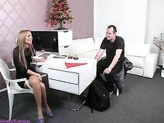 Casting Cumshot Feet Masturbation