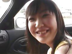 Creampie Babe Japanese Brunette