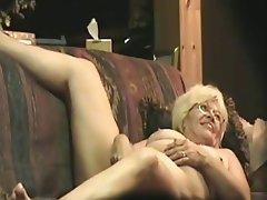 Amateur Blowjob Granny
