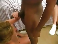 Cuckold Facial Interracial Mature