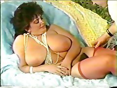 BBW Big Boobs Hairy MILF Vintage