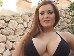 Big Boobs Pornstar POV